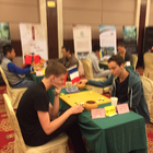 Tournoi de Xi'an (Qinling Mountains Cup Silk Road International City Weiqi Tournament)