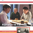 Regard sur le match AlphaGo - Fan Hui [1/5]