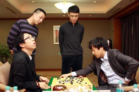 Choi Cheolan Wu Guangya