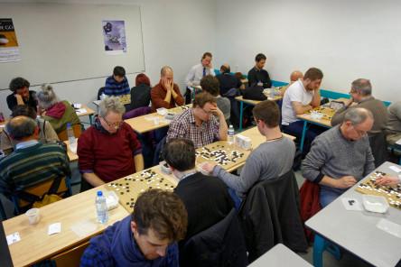 Que de concentration au tournoi de Paris !