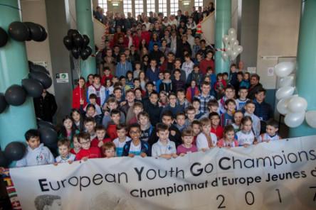EYGC2017 12 Youth group photo