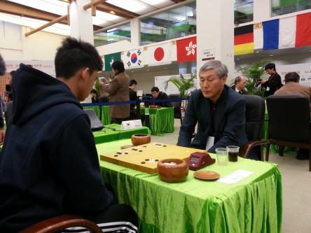 Kghin vs Cho Hun Hyun