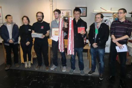 Les vainqueurs du Meijin A