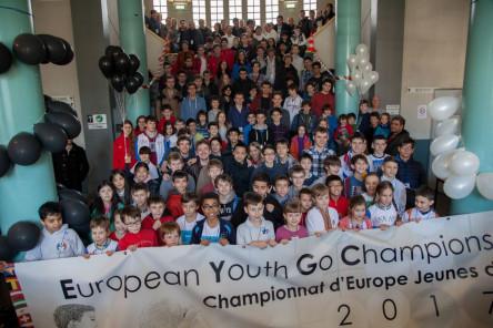 Les championnats d'Europe jeunes à Grenoble