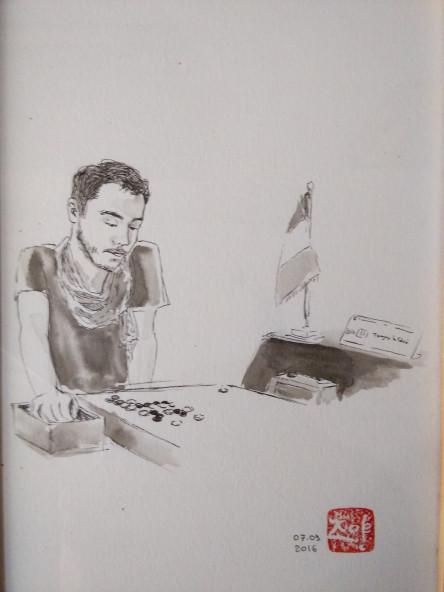 dessin par Zoé Constans