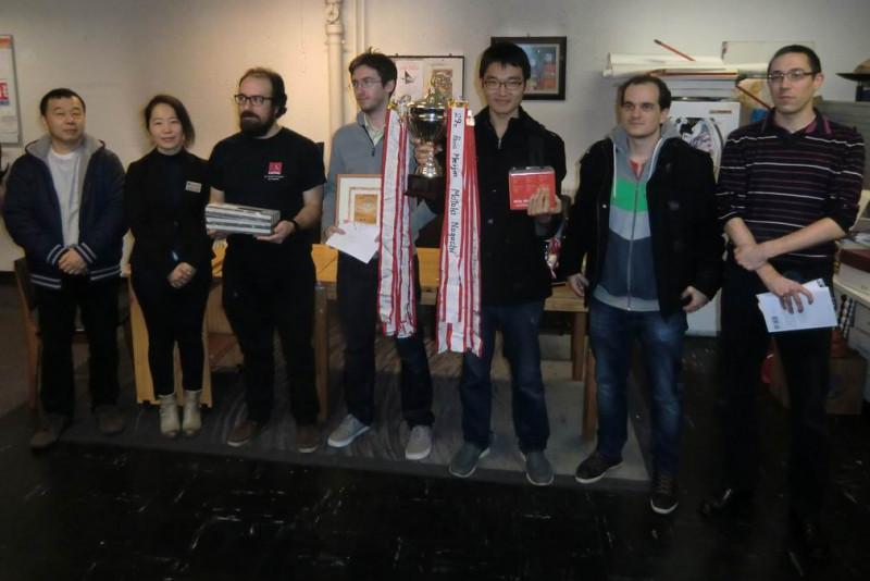 Laureats MeijinA 2016